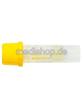 BD Microtainer SST-Serumröhrchen mit Trenngel (200 Stck.), Becton Dickinson, medishop.de