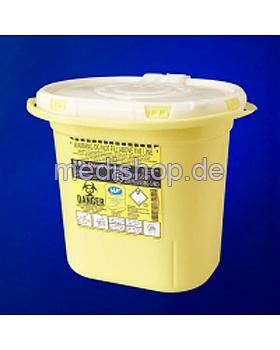 BD Sharps Container 7 Ltr. Kanülenabwurfbehälter, Becton Dickinson, medishop.de