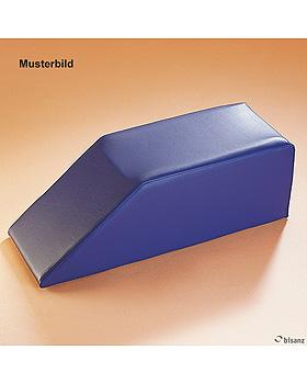 Beinhochlagerungskeil einfach weiß, phthalatfrei, 72 x 22 x 20 cm, Bisanz, medishop.de