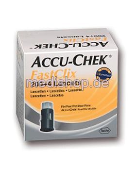 Accu-Chek FastClix Lanzetten (24 Stck.), Roche, medishop.de