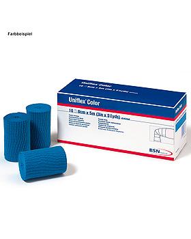 Universalbinde, 5 m x 8 cm, blau, 10 Binden, BSN medical, medishop.de