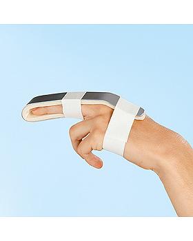 Actimove AluFoam Fingerschienen 1,9 cm x 47,5 cm (12 Stck.), BSN medical, medishop.de