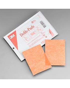 3M Defibrillations-Auflagen, 11,4 x 15,2 cm (10 Paar), 3M Medica, medishop.de