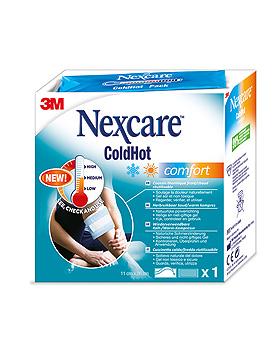 3M Nexcare ColdHot Comfort Kompresse 23,5 x 11 cm, mit Vlieshülle, 6 Stück, 3M Medica, medishop.de