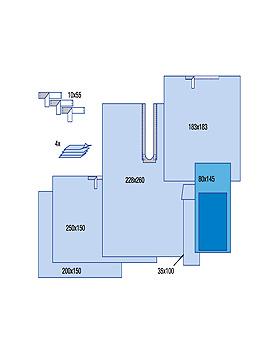 3M Orthopädie-Set OP-Abdeckung (5 Sets), 2 Packungen, 3M Medica, medishop.de