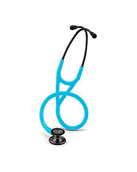 3M Littmann Cardiology IV Diagnostic Stethoskop Smoke Edition Schlauch türkis, 3M Medica, medishop.de