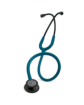 3M Littmann CLASSIC III Monitoring Stethoskop Schlauch karibikblau,, 3M Medica, medishop.de