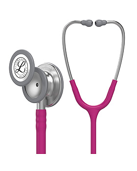 3M Littmann CLASSIC III Monitoring Stethoskop himbeere, 3M Medica, medishop.de