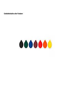 Gebläseball schwarz für Regent II,Prakticus II,, Friedrich Bosch, medishop.de