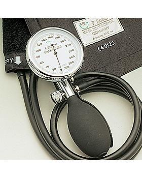 Manometer allein for Prakticus II Blutdruckmessgerät Ø 68 mm,, Friedrich Bosch, medishop.de