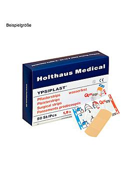 YPSIPLAST Pflasterstrips 1,9 x 7,2 cm wasserfest (50 Strips), Holthaus Medical, medishop.de