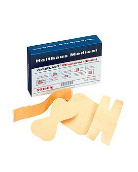 YPSIPLAST Wundpflastersortiment robust 50-teilig, Holthaus Medical, medishop.de
