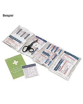 Füllsortiment nach DIN 13157, 64 Teile, Holthaus Medical, medishop.de