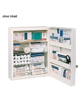 Verbandschrank FAMULUS Kunststoff 35 x 45 x 16,5 cm, weiß, leer, Holthaus Medical, medishop.de