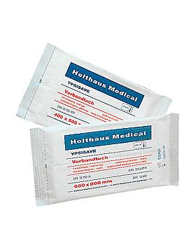 YPSISAVE Verbandtuch klein steril 40 x 60 cm, 180 Stück, Holthaus Medical, medishop.de