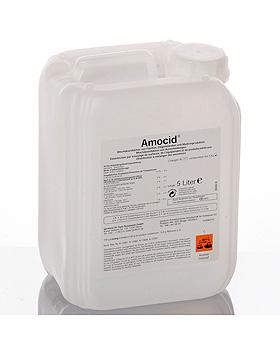 Amocid 5 Ltr. Flächendesinfektion, 2 Kanister, Lysoform / Dr. Hans Rosemann, medishop.de