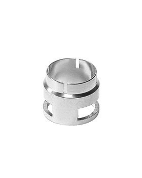 Abstandskappe Metall (rostfrei) für Dermo-Jet MEG 670102, ratiomed, medishop.de