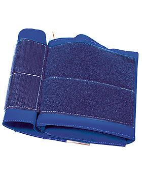 Bezug für Rapidmanschette blau abw., 55 x 13 cm, Erka, medishop.de