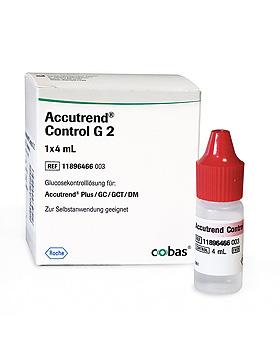 Accutrend Control G (1 x 4 ml), Roche, medishop.de