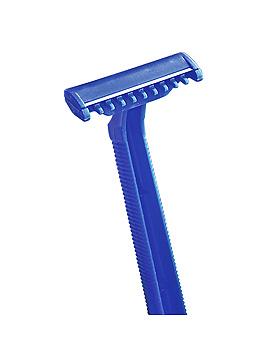 Einmal-Rasierer ratiomed unsteril einschneidig blau (100 Stck.), ratiomed, medishop.de