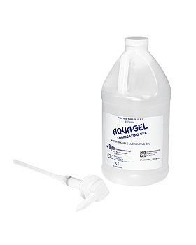 Aquagel Gleitgel 1,9 Ltr. mit Pumpe, Parker Inc., medishop.de