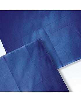 Abdecktuch 80 x 140 cm kornblau 100 % Baumwolle, ratiomed, medishop.de