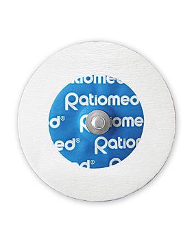 Einmal-Elektroden ratiomed, Ø 50 mm, Schaumstoff (30 Stck.), ratiomed, medishop.de