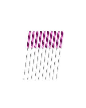 Akupunkturnadeln 0,25 x 40 A3 mit Plastikgriff (100 Stck.), ratiomed, medishop.de