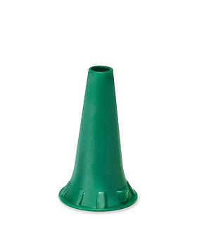 Einmal-Ohrtips 4,0 mm grün, für Erwachsene (50 Stck.), ratiomed, medishop.de
