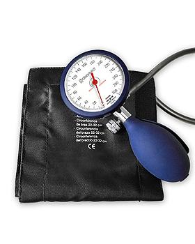 Blutdruckmessgerät ratiomed 1-Schlauch mit Klettenmanschette abw., ratiomed, medishop.de