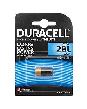 Batterie 6 V für Reflolux S Lithium, Duracell, medishop.de