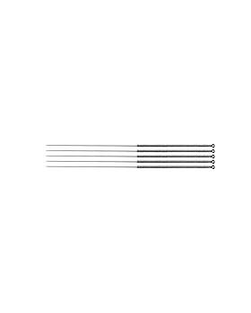 Akupunkturnadeln 0,25 x 40 A2 mit Silbergriff (100 Stck.), ratiomed, medishop.de