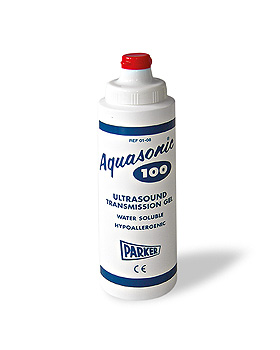 Aquasonic 100 Ultraschall-Kontaktgel 250 ml, Parker Inc., medishop.de