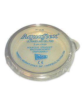 Aquaflex Pad Ultraschall-Gelpads (6 Stck.), Parker Inc., medishop.de