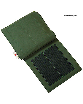 Bezug für Rapidmanschette grün, 55 x 13 cm, Erwachsene, Erka, medishop.de