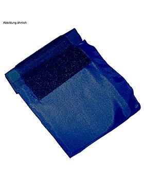 Klettenmanschettenhülle für Erwachsene (Standard) blau, Boso, medishop.de