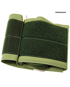 Rapidmanschette abw. grün, komplett mit Blase, Doppelschlauch, Kinder, Erka, medishop.de