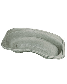 Einmal-Nierenschalen grau (50 Stck.), ratiomed, medishop.de