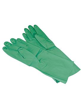 Chemikalienschutzhandschuhe Nitril Gr. M/8, grün, ratiomed, medishop.de
