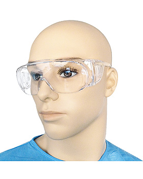 Besucher-Schutzbrille, ratiomed, medishop.de