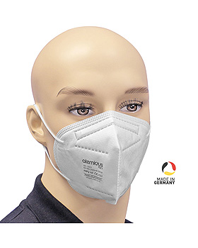 Atemschutzmasken Atemious Pro FFP2 NR (30 Stck.), ratiomed, medishop.de