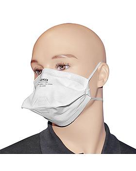 Atemschutzmasken FFP3 NR ohne Ausatemventil (25 Stck.), ratiomed, medishop.de