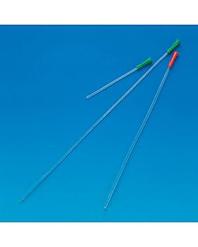 Einmal-Nelatonkatheter ratiomed Ch. 8, blau, 100 Stück, ratiomed, medishop.de