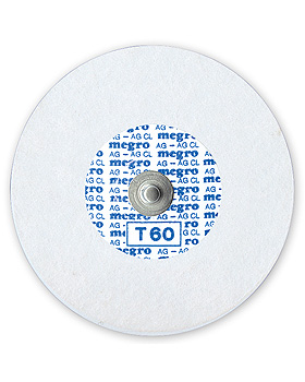 Einmal-Elektroden Typ T-60 Ø 60 mm (30 Stck.), ratiomed, medishop.de
