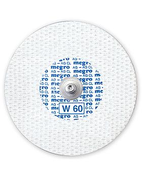 Einmal-Elektroden Typ W-60 Ø 60 mm (30 Stck.), ratiomed, medishop.de