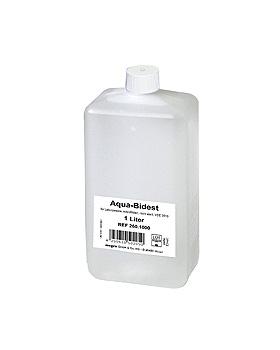 Aqua-Bidest 1 Ltr. Laborwasser, ratiomed, medishop.de