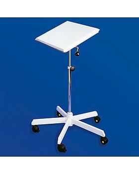 Ablagetisch, neigbar, rollbar, höhenverstellbar von 62-81 cm, Dr. Mach, medishop.de