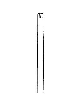 chir. Pinzette, 1 x 2 Zähne, schmal, 13 cm, Martin, medishop.de