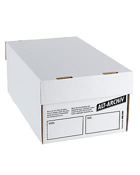 Alt-Archivkarton DIN A5, für alle Fachgruppen (25 Stck.), Med + Org, medishop.de