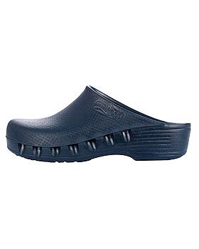 mediPlogs OP-Schuhe ohne Fersenriemen blau, Gr. 43, GE Healthcare/Medical Systems, medishop.de